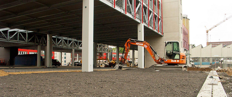 ash installation Stadtreinigung Hamburg