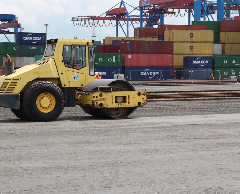 container terminal 0998