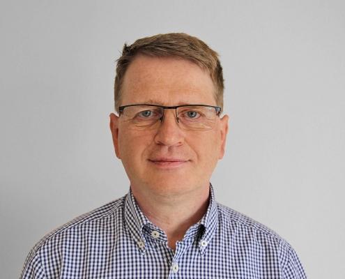 Graduate engineer Dirk Seger